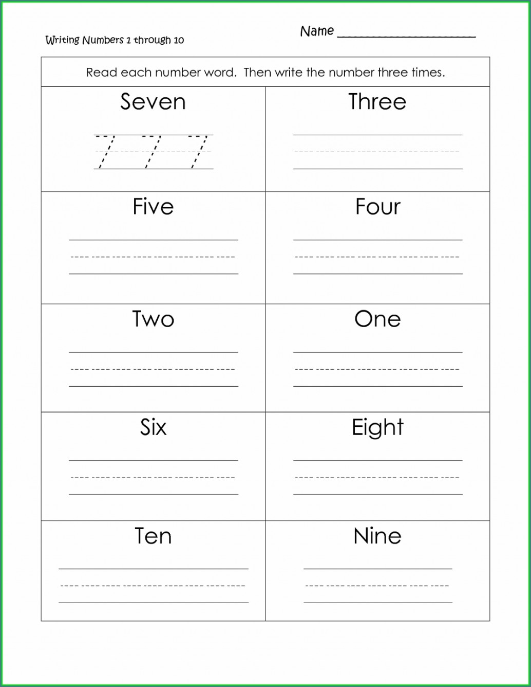 Multiplication Worksheets Online Free