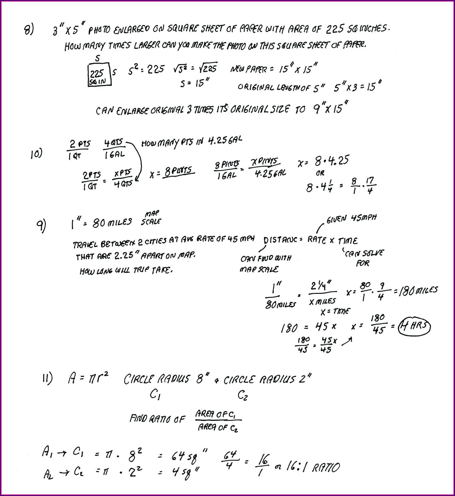 Multiplying Fractions With Whole Numbers Worksheet With Answers