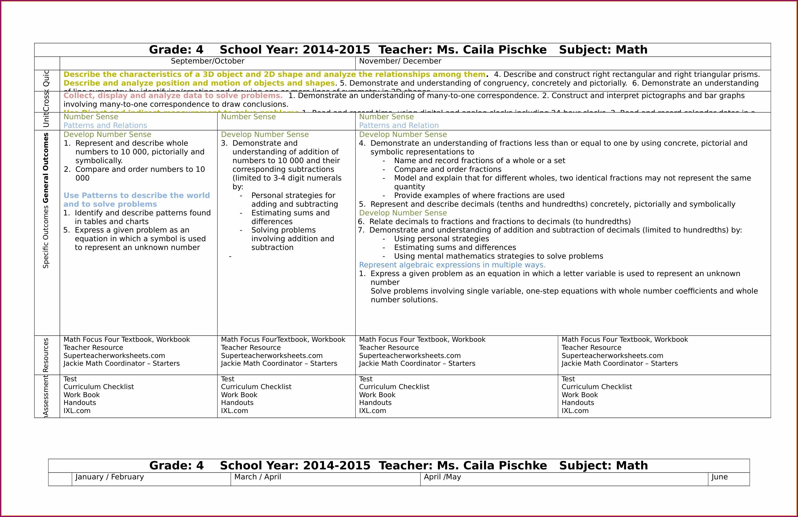 Ontario Grade 2 Math Worksheets