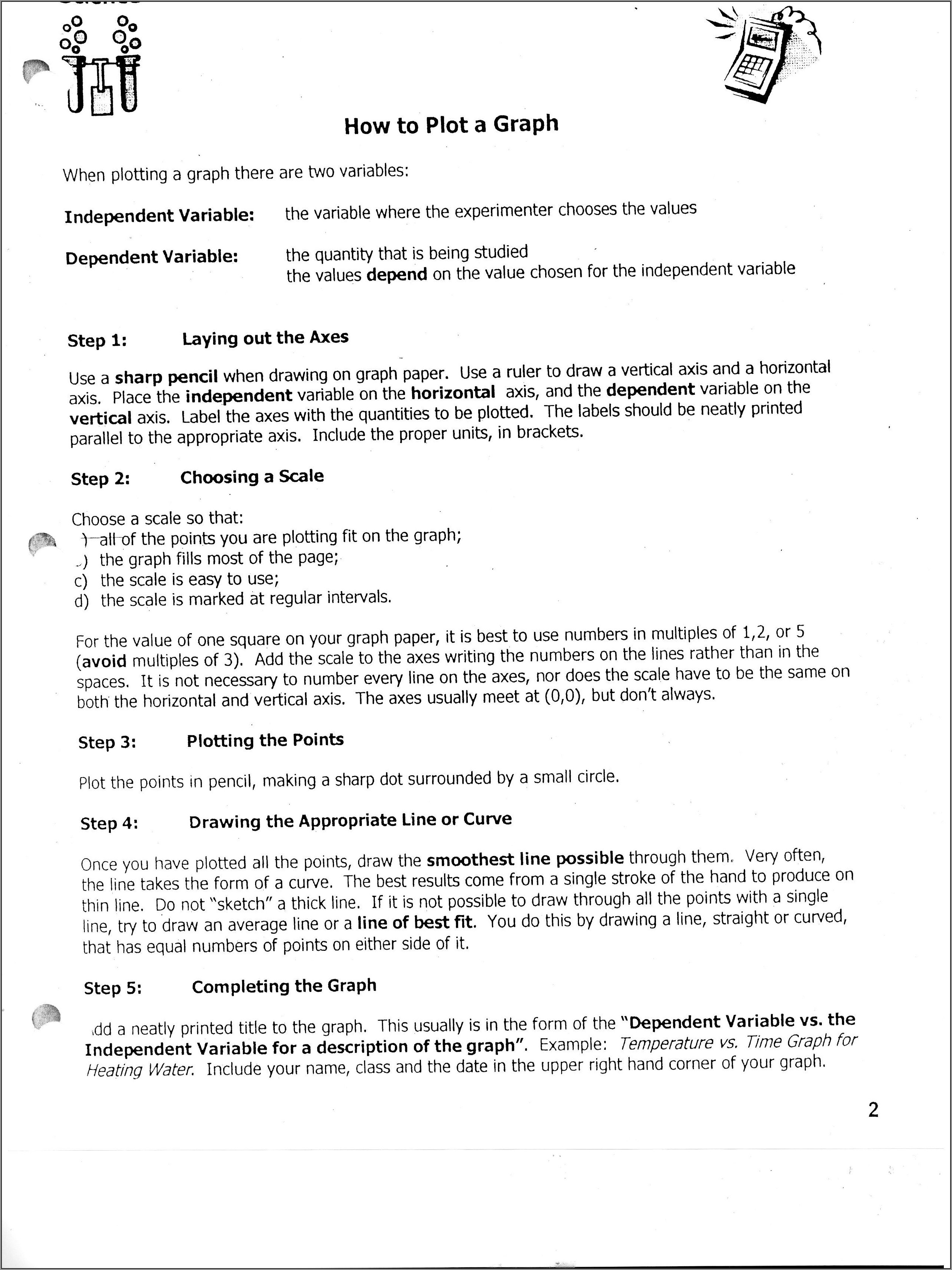Practice With The Scientific Method Worksheet Answers