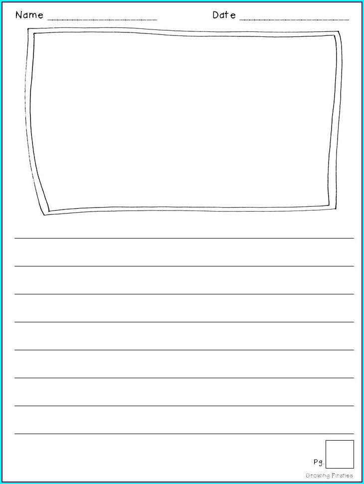 Printable Blank Cursive Writing Paper