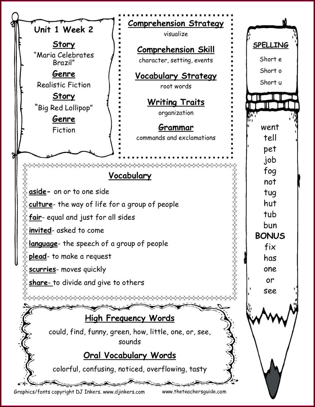 Printable Grade 1 Reading Worksheets Pdf