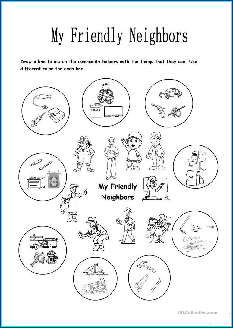 Printable Primary Colors Worksheet For Kindergarten