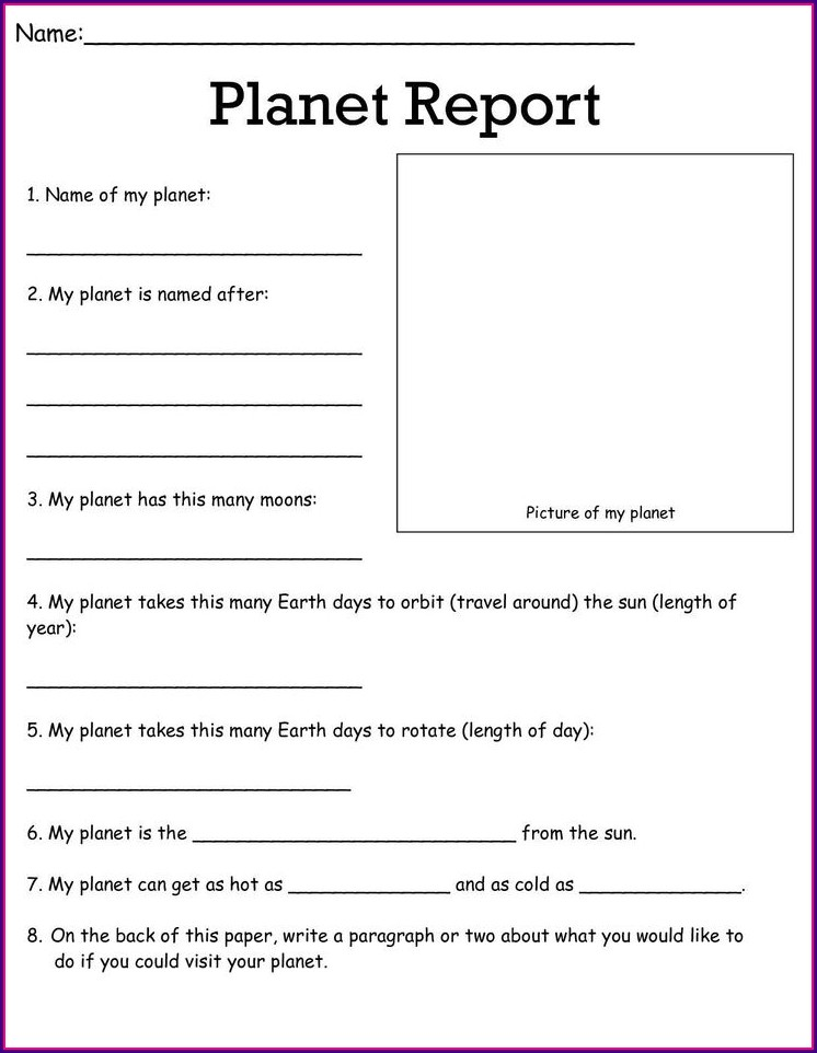Printable Science Worksheets For 5th Graders