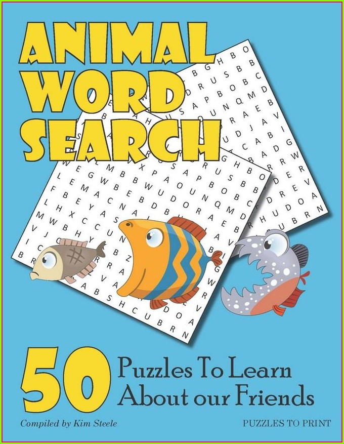 Printable Word Search Puzzles Pdf