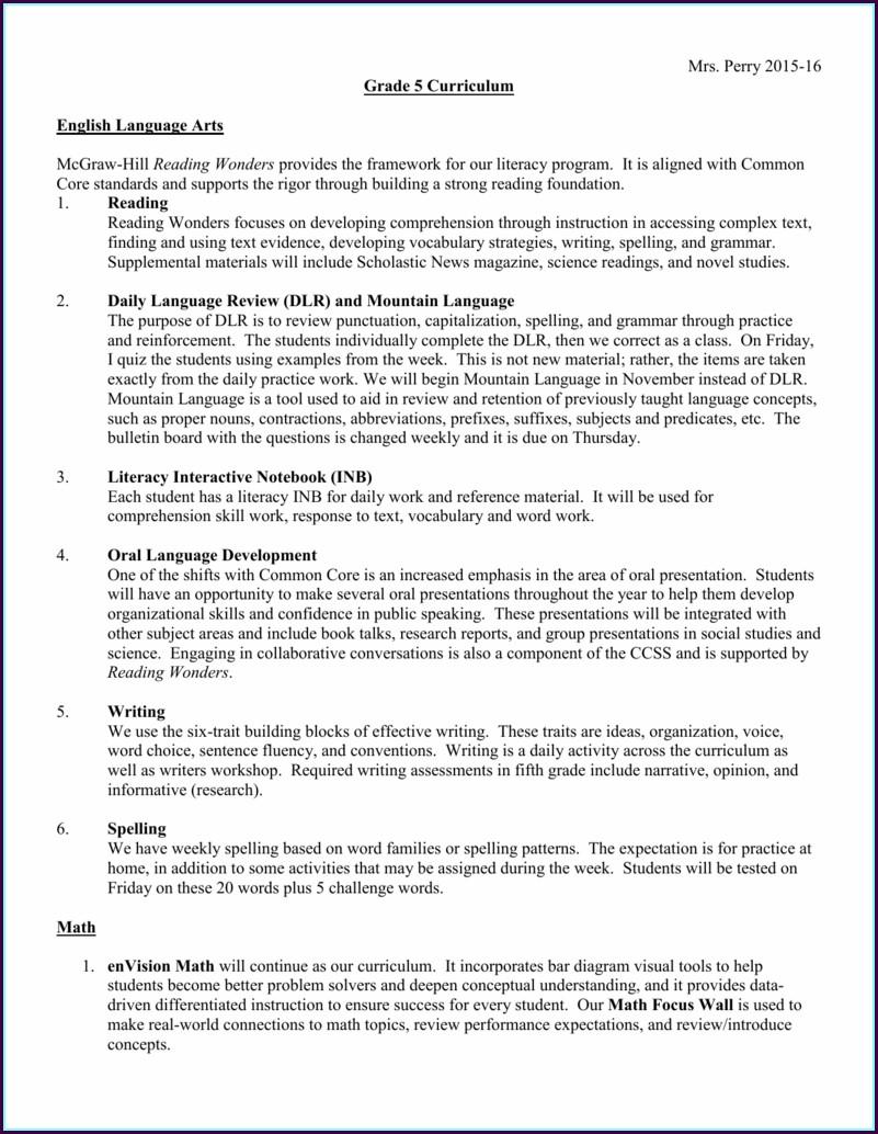 Reading Worksheet Grade K