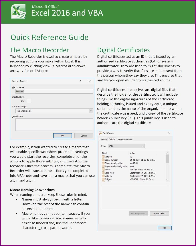Refresh Worksheet Using Vba