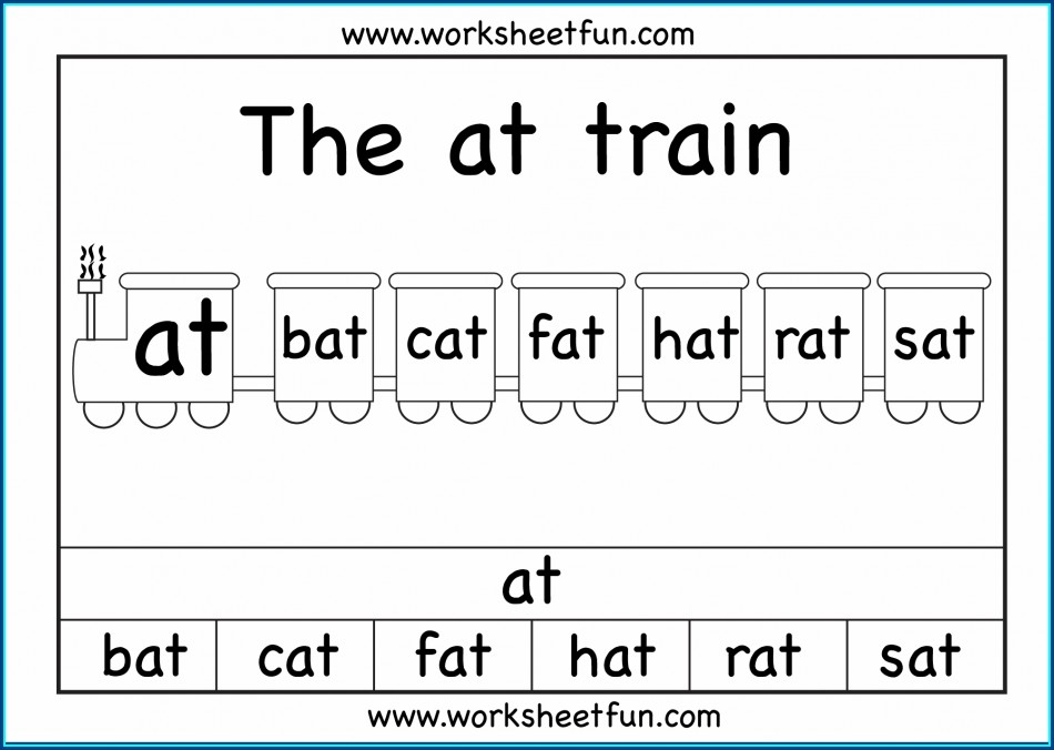 Rhyming Words Worksheet At