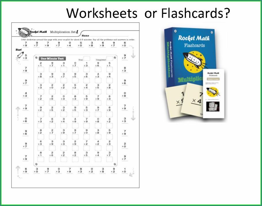 Rocket Math Worksheets Addition Q