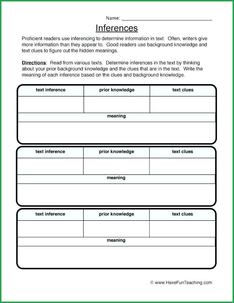 Scientific Method Observation Worksheet
