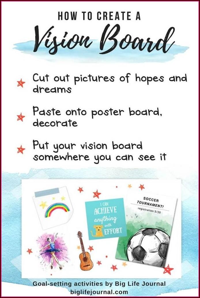Setting Goals Bible Lesson