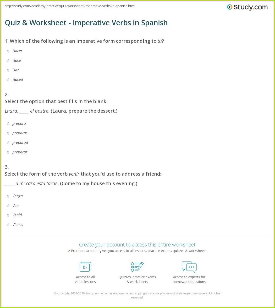 Spanish Numbers 1 30 Worksheet