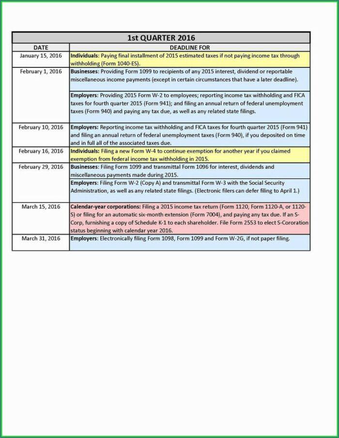 Tax Refund Worksheet Instructions