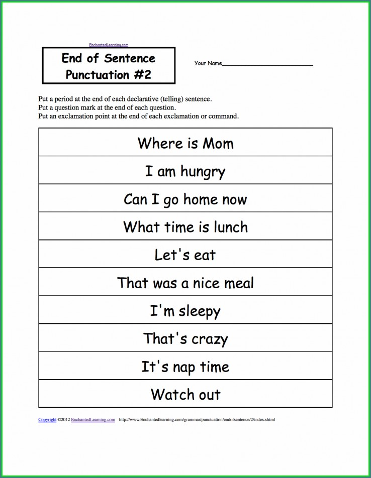 Telling Time Worksheet First Grade