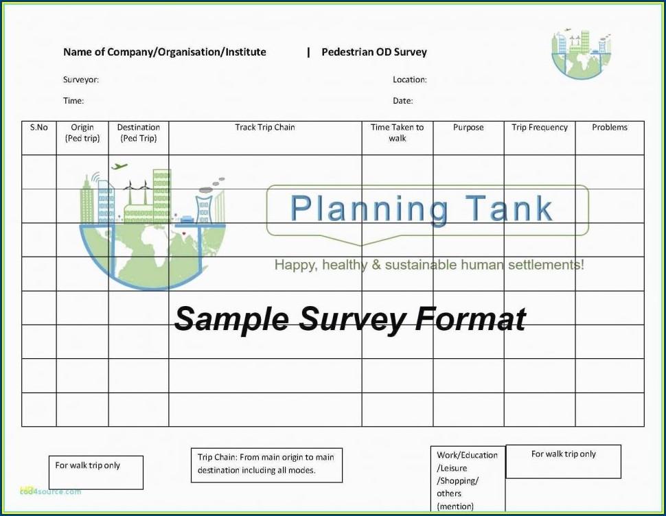 Time Management Worksheet Example