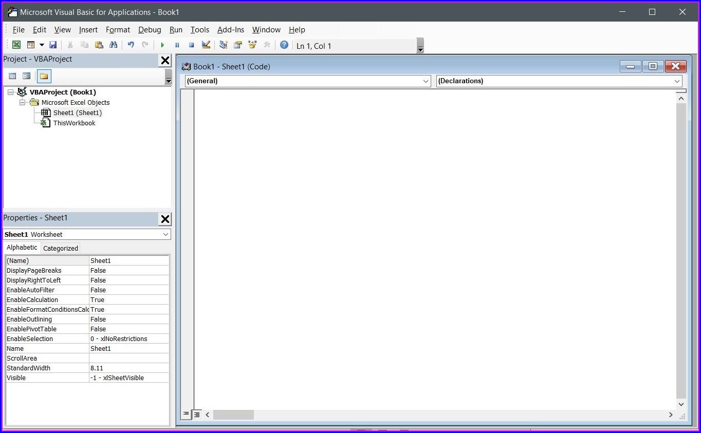 Vba Add Worksheet To Excel