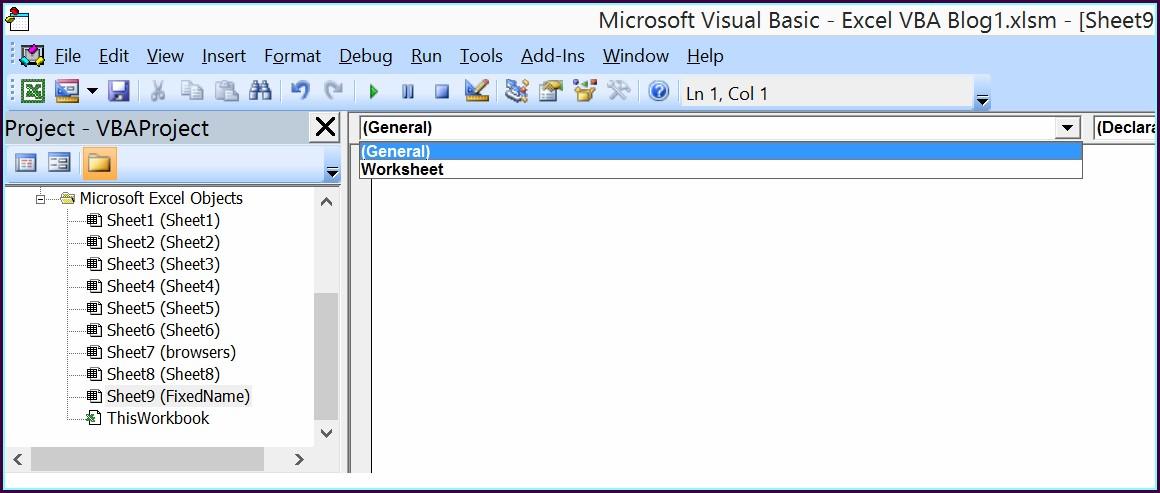 Vba Macro Change Worksheet Name