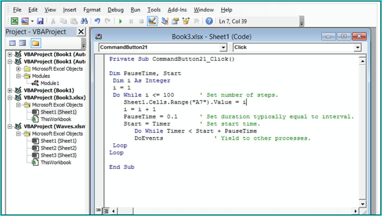 Vba Protect Sheet Edit Objects
