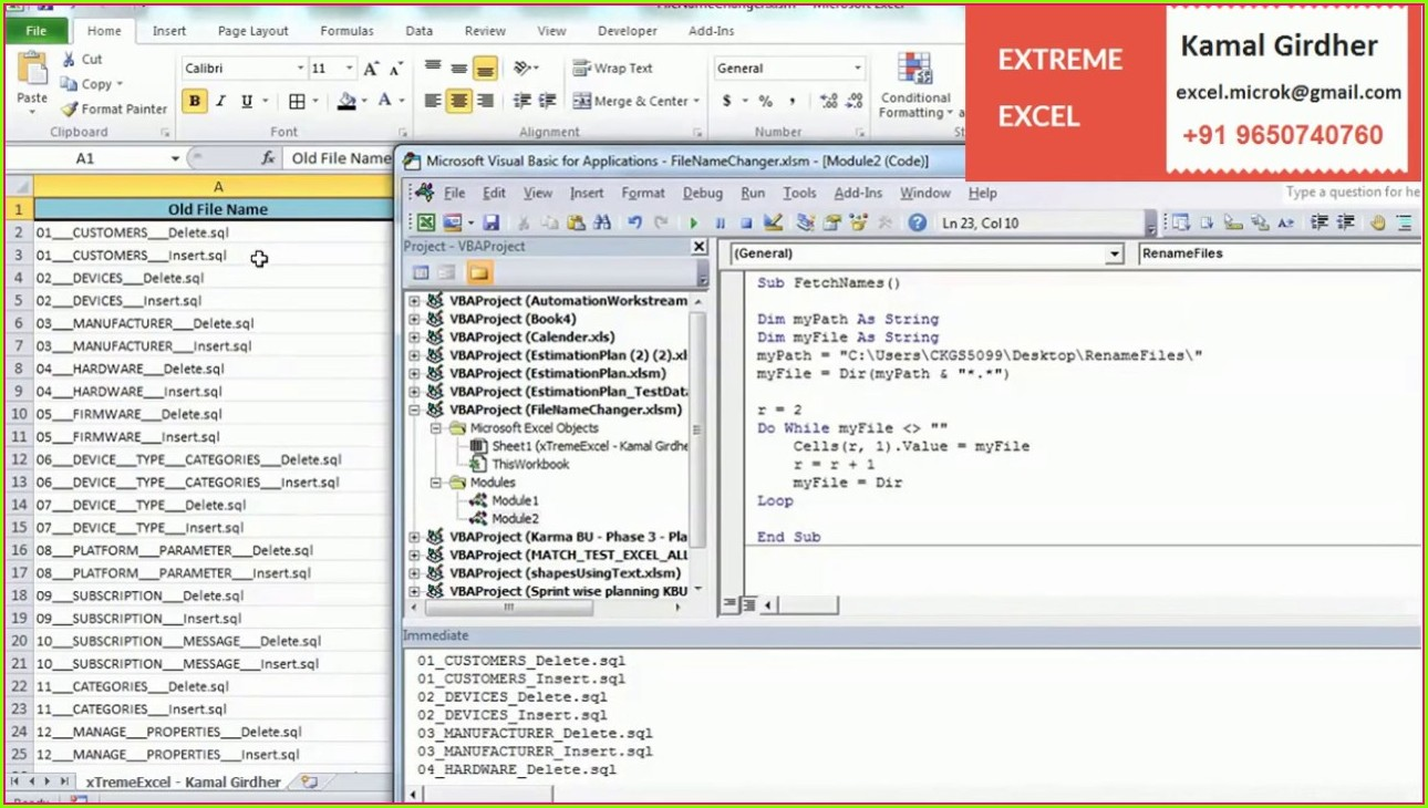 Vba Save Workbook With Different Name