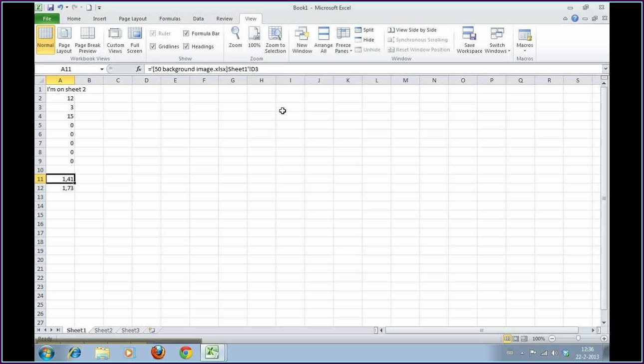 Vba Sheet And Cell Reference