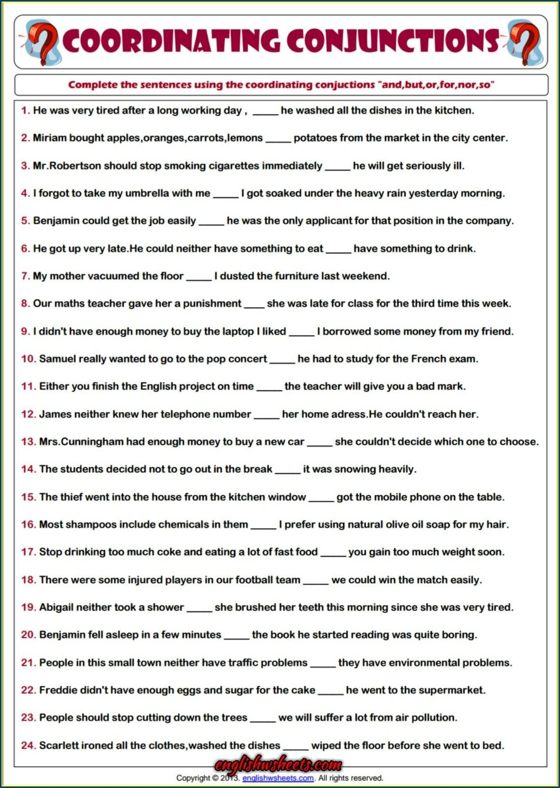 Weekly Grammar Worksheet Subject Verb Agreement Answers