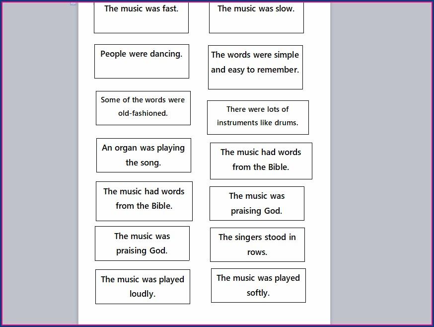 Word Types Worksheet Ks1