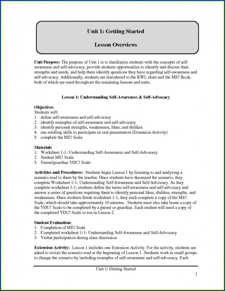 Writing Summary Practice Worksheets