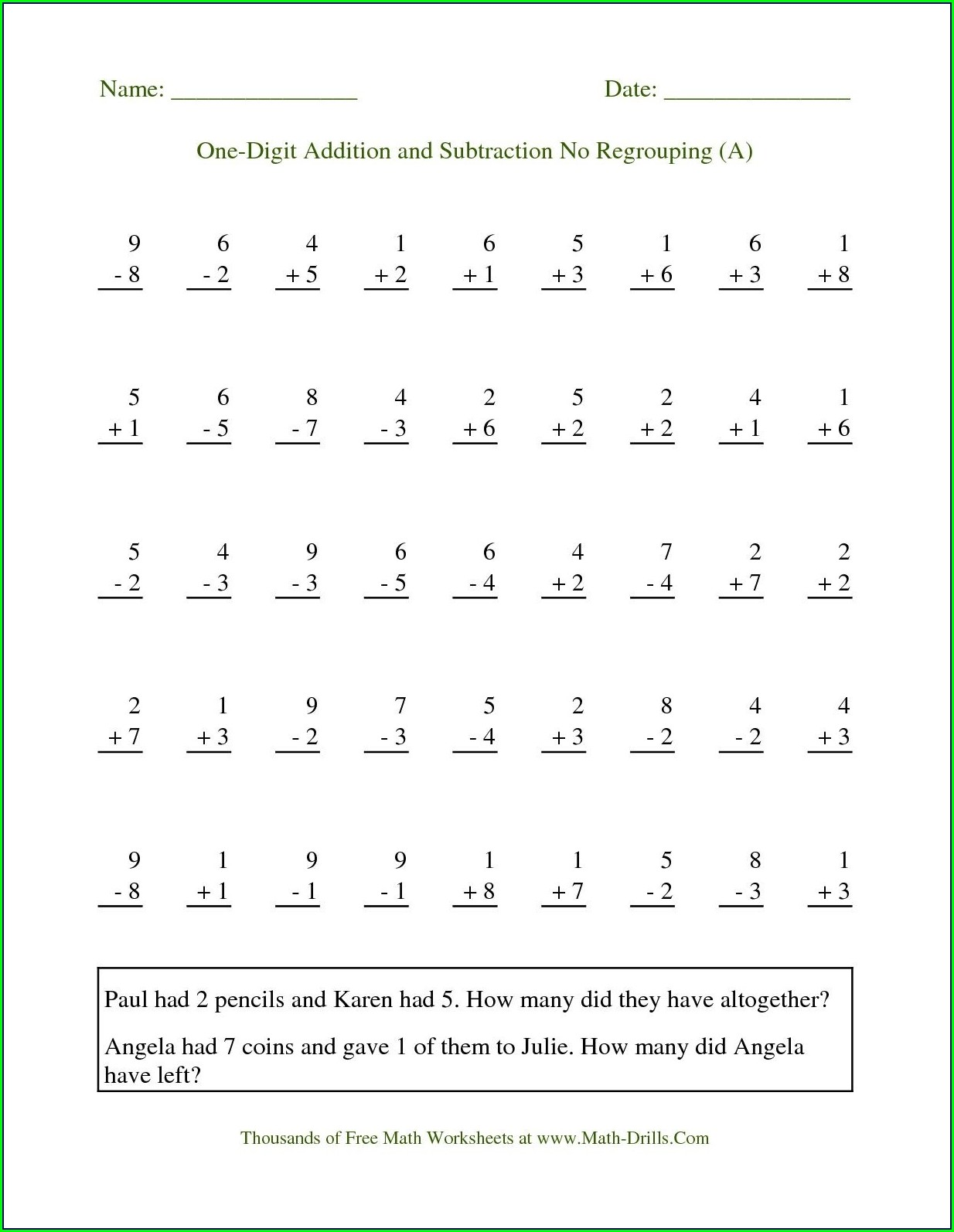 2nd Grade 3 Digit Addition Worksheets With Regrouping