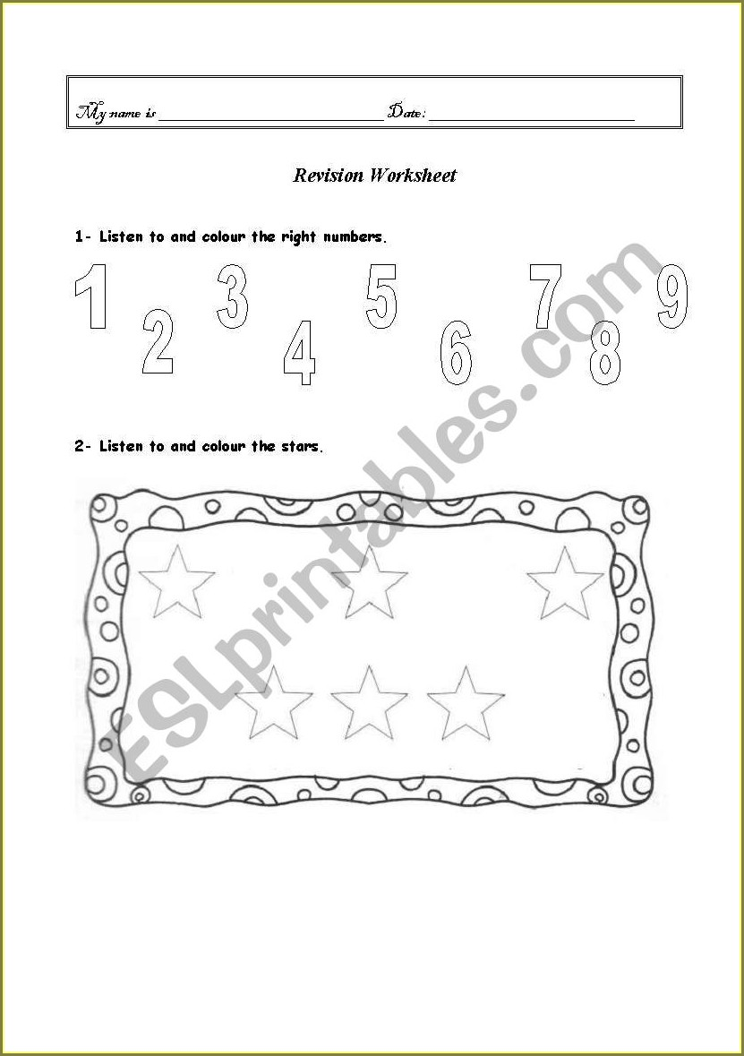 2nd Grade Grade 2 Worksheet English