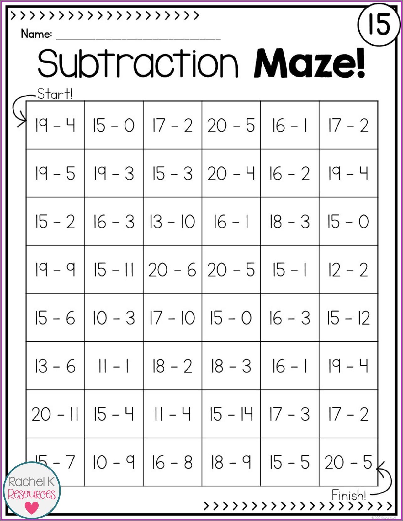 2nd Grade Mathematics Worksheet Grade 2