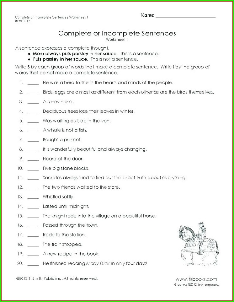 2nd Grade Quotation Marks Worksheets