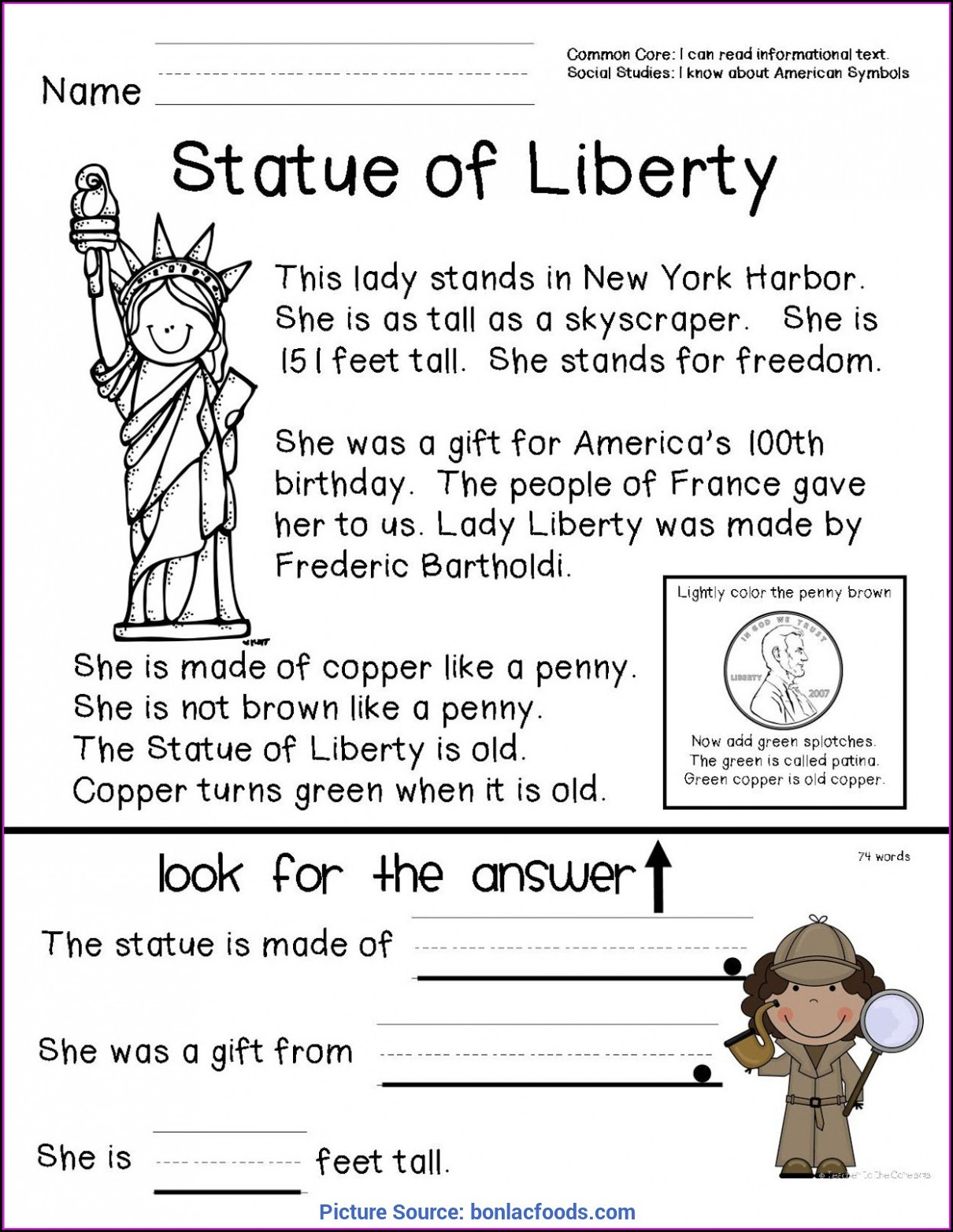 2nd Grade Social Studies Worksheets Free Printables