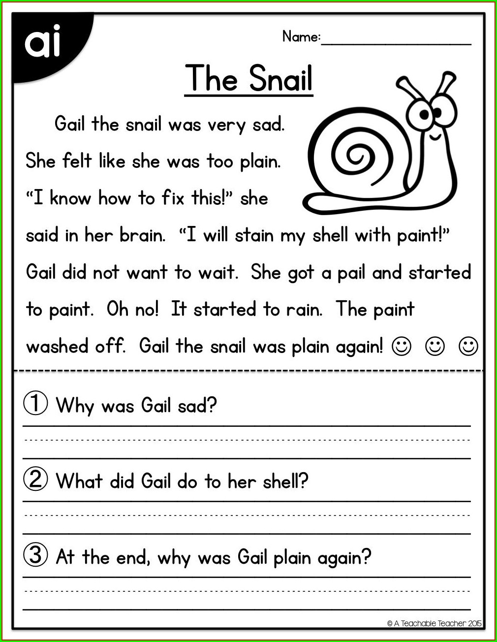 2nd Grade Word Study Worksheets