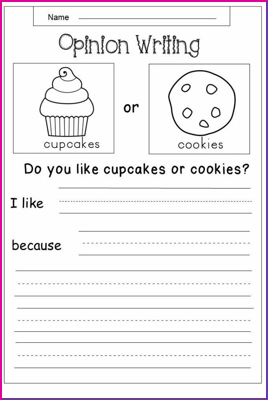 3rd Grade 2nd Grade Writing Worksheets Free Printable