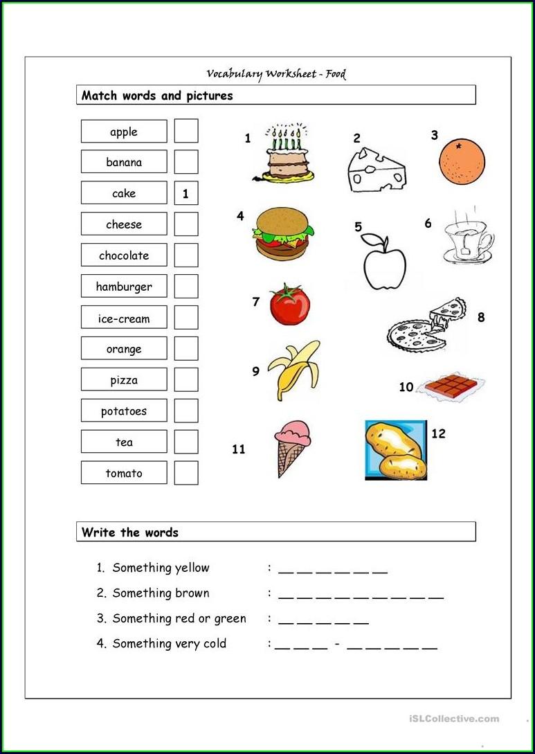 3rd Grade Esl Worksheets