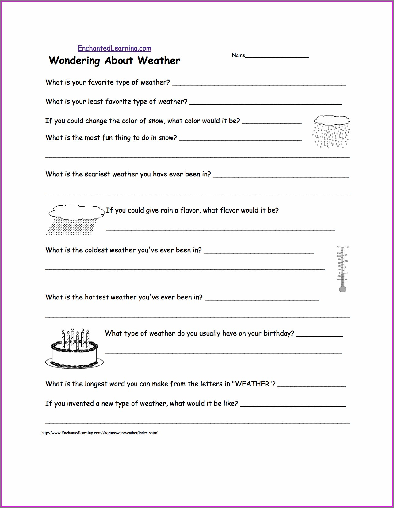 3rd Grade Grade 3 Writing Worksheets Pdf