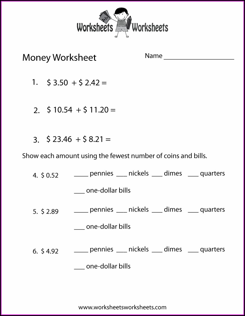 3rd Grade Kid Worksheets Free Printables