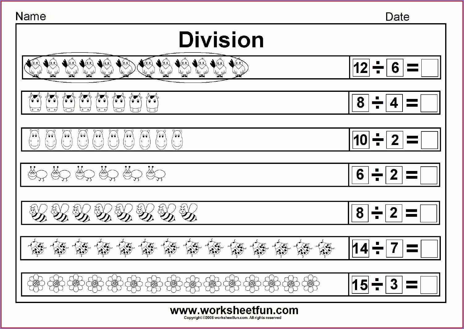 3rd Grade Math Graph Worksheets