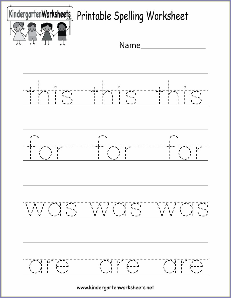 3rd Grade Printable Worksheets For Kids