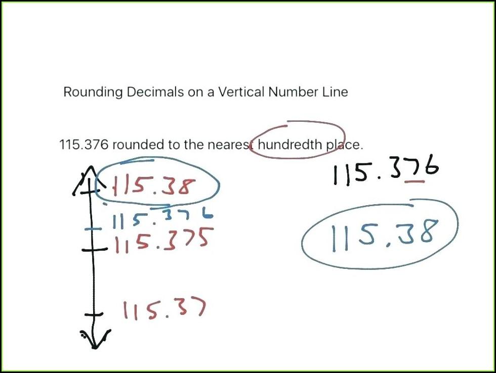 4th Grade Decimal Multiplication Worksheet