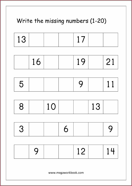 Between Numbers Worksheet 1 50