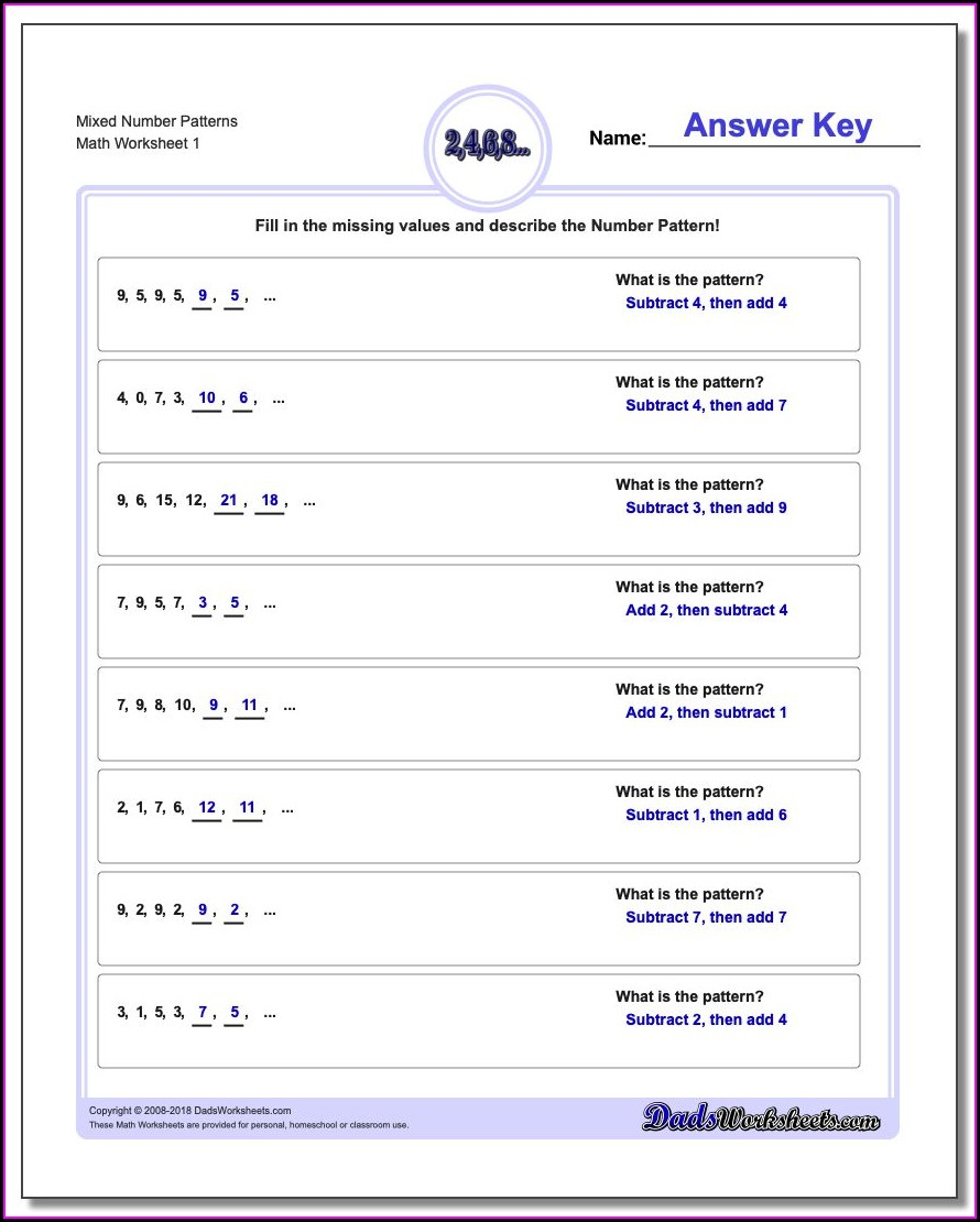Comparing And Ordering Real Numbers Worksheet Answers