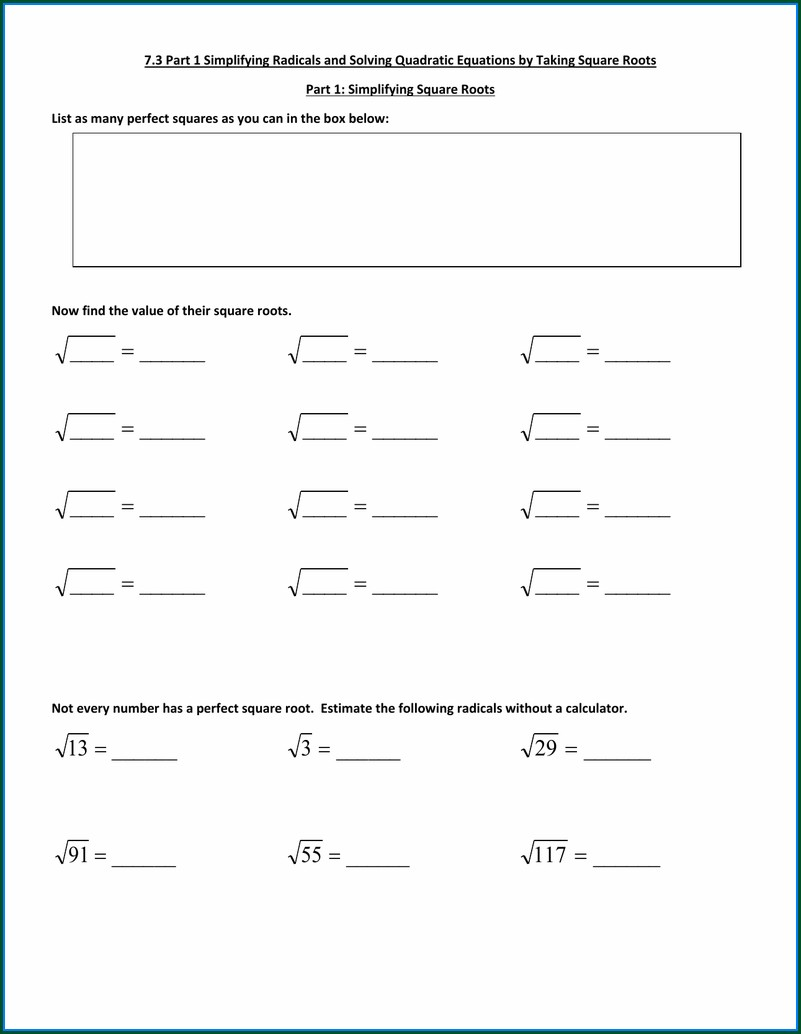 Comparing Fractions With Like Numerators Worksheet