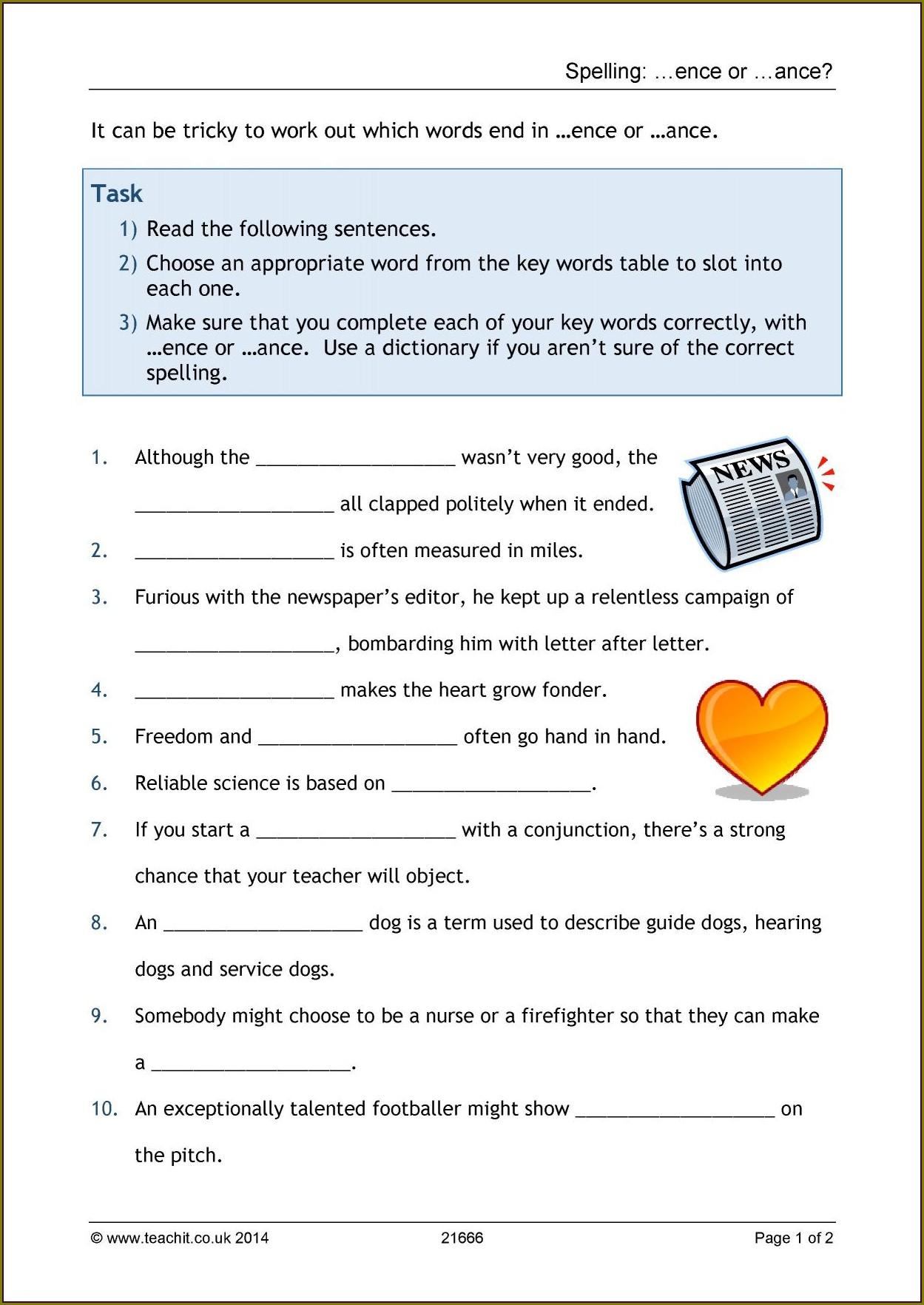 Compound Words Worksheets Ks3