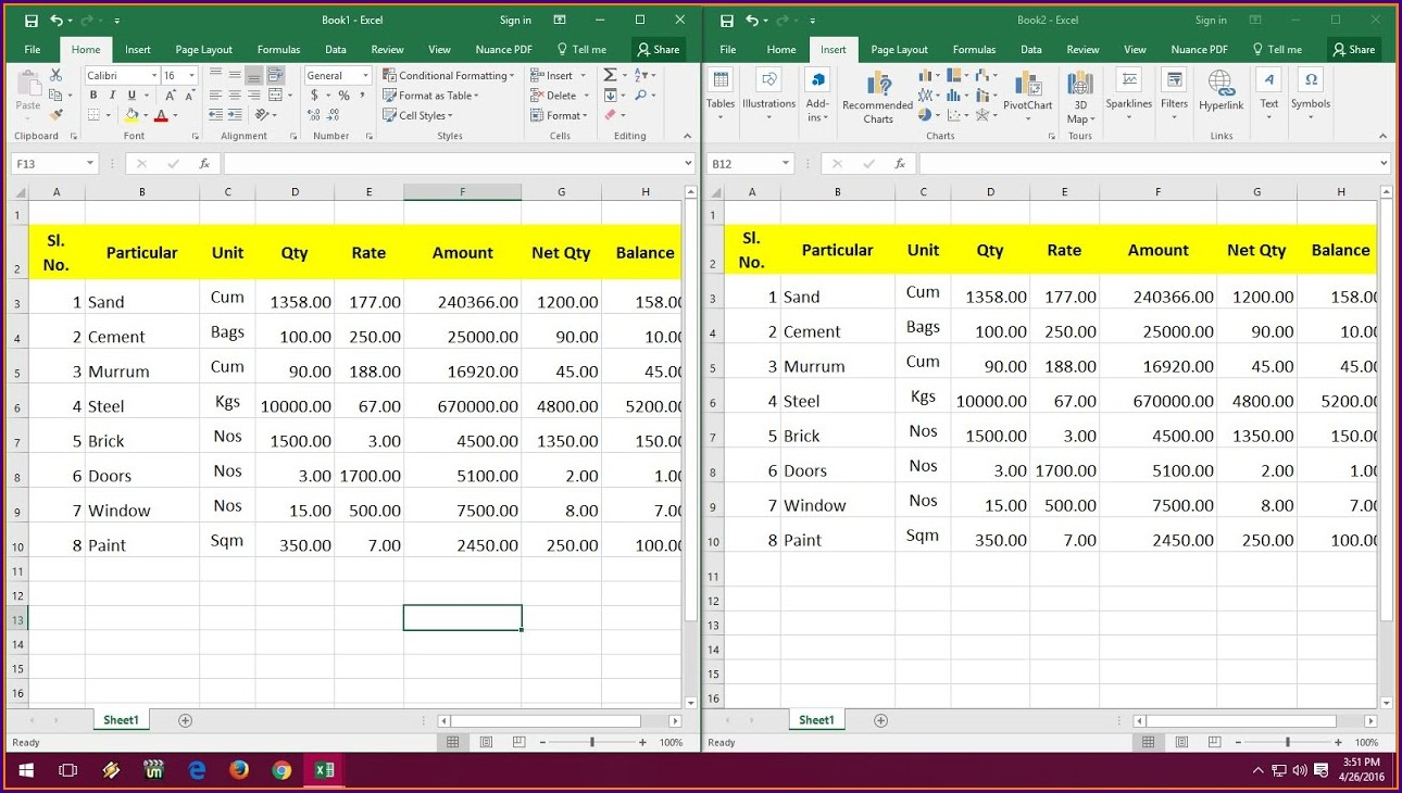 Copy Excel Worksheet Into Another File