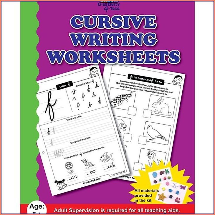 Cursive Writing Worksheets Online