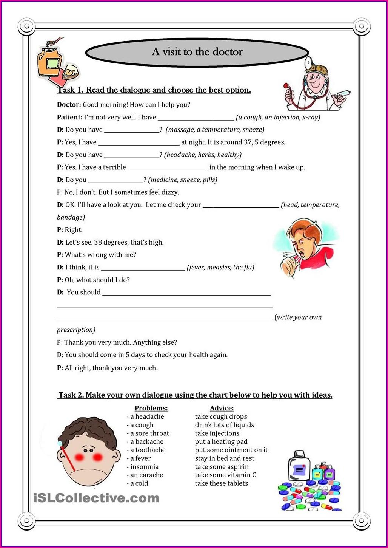 Esl Writing Checks Worksheets