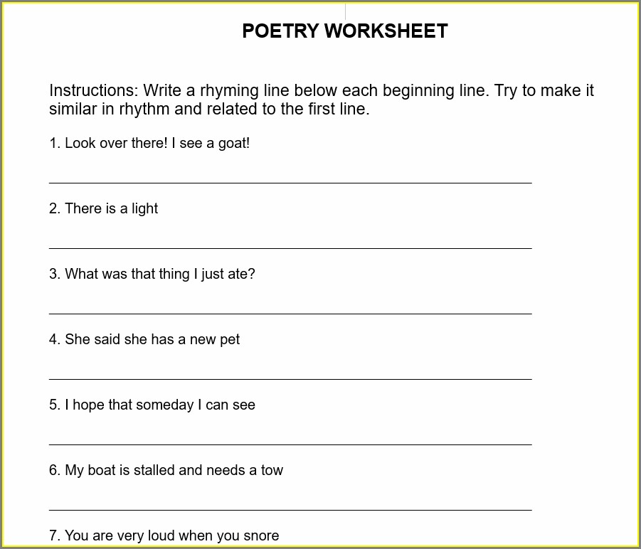 Esl Writing Worksheets For High School
