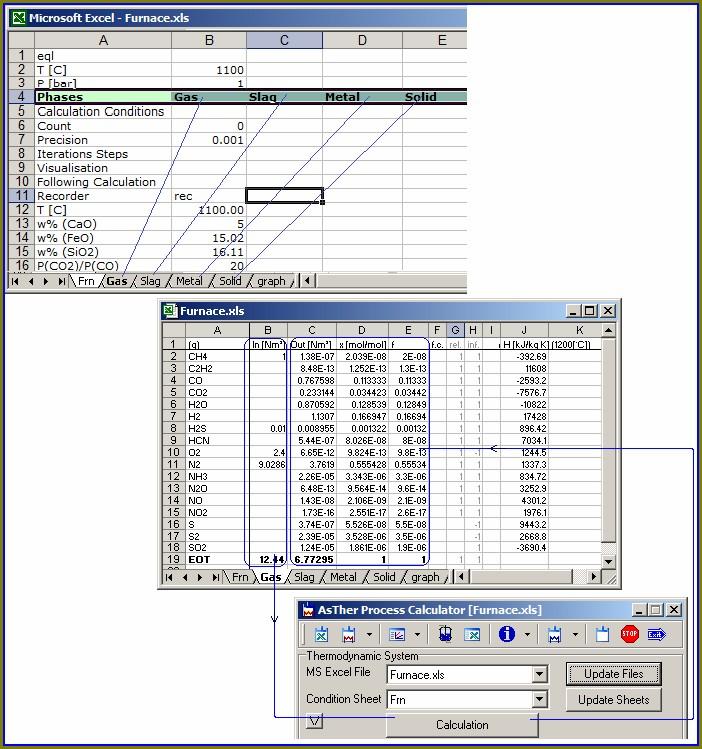 Excel Macro Calculate Sheet