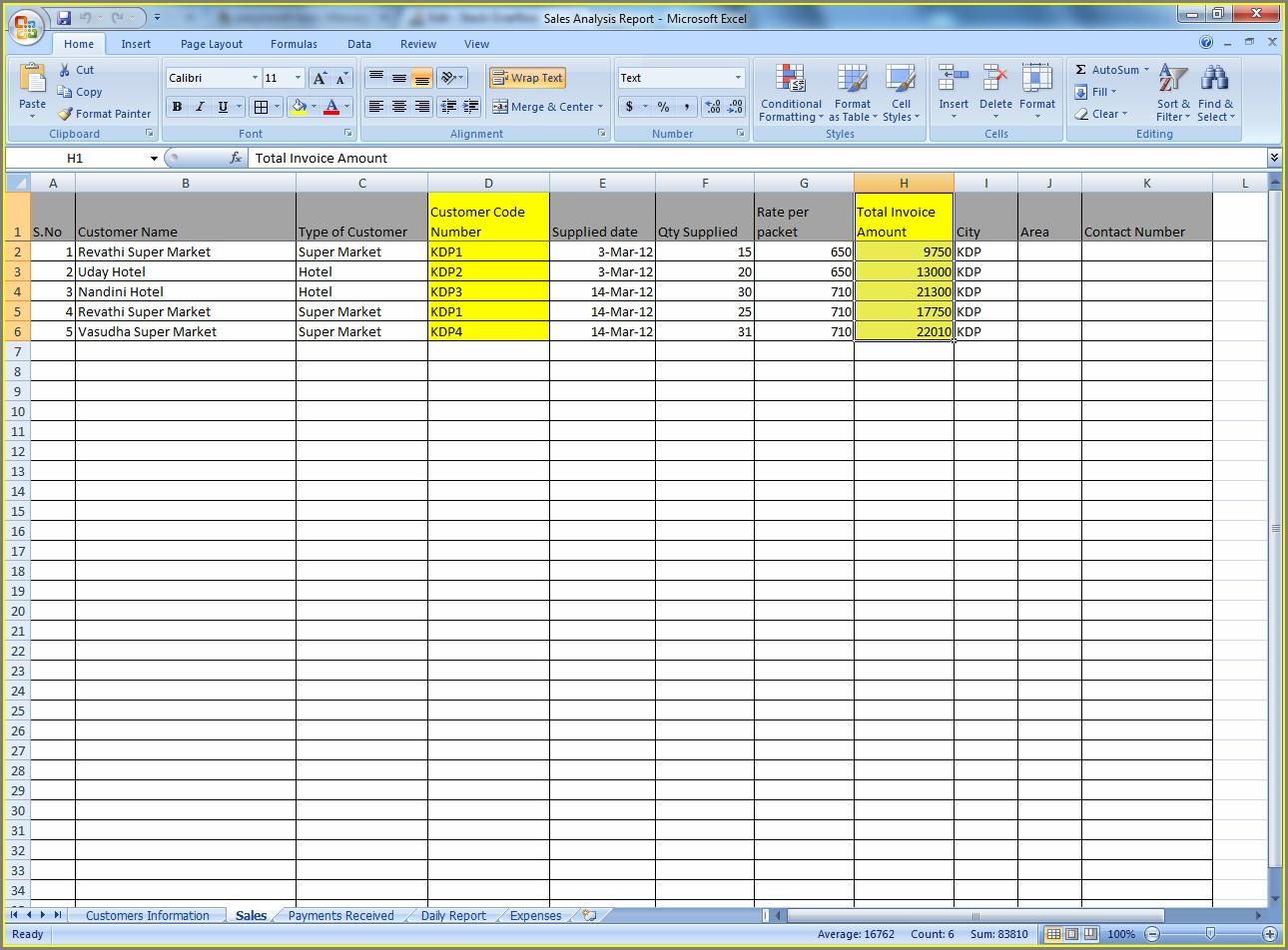 Excel Macro Worksheet Cell Value